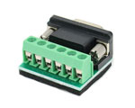 6-Pin DB9 Terminal Block Header