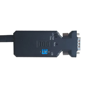 Serial Bluetooth 4.2 Smart® Adapter - RS232 Low Energy BLE - Version 2, Long Range