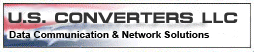 U.S. Converters - Serial RS232 Data Communication